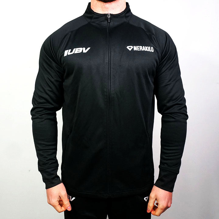 UBV /// Mens Full Zip Jacket