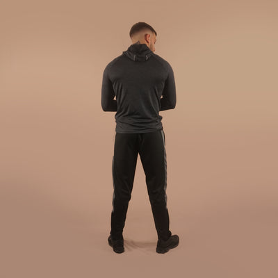 Merakilo Men's Apex Pullover - Dark Grey - merakilo