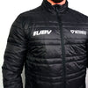 UBV ///mens padded Gillet/jacket UK sale - Frost Grey | Merakilo