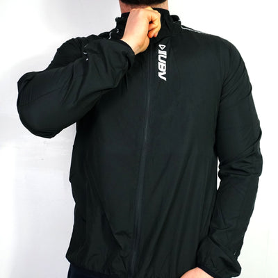 UBV /// Men's Tapered Windbreaker