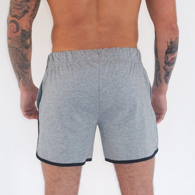Merakilo Men's Scope Shorts - Grey - merakilo