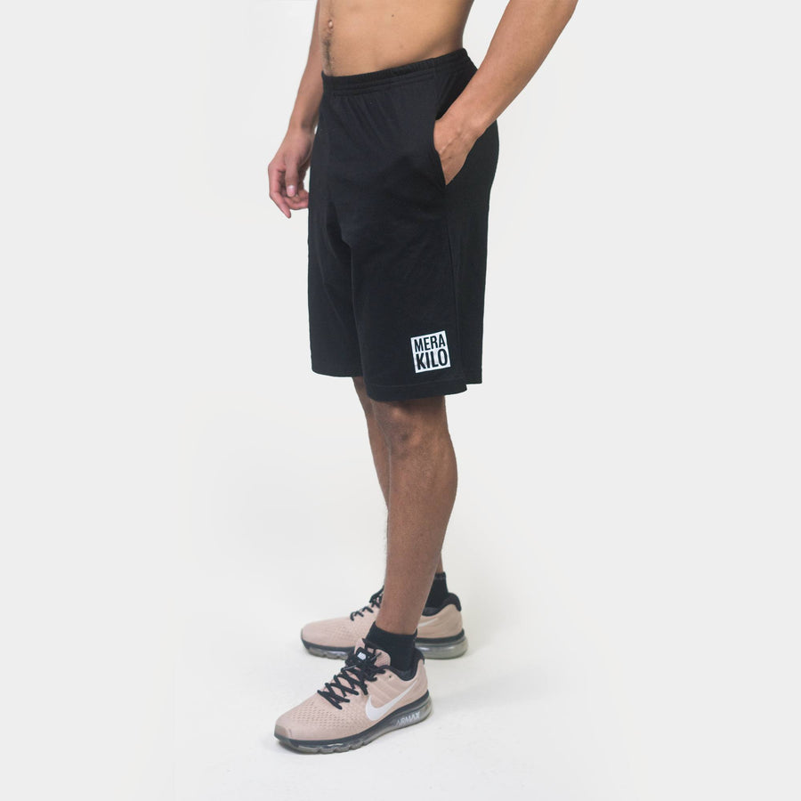 Shorts - Merakilo Section Shorts - Black