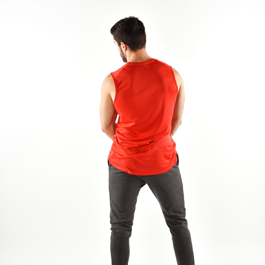 Stringers - Merakilo Dash Tank - Red