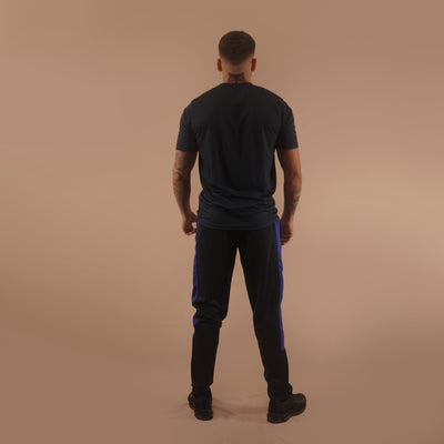 Merakilo Men's Core Tee- Navy Stealth Edition - merakilo