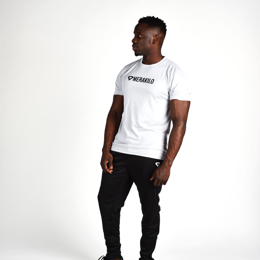 T-Shirts & Tops - Merakilo Men's Core Tee- White