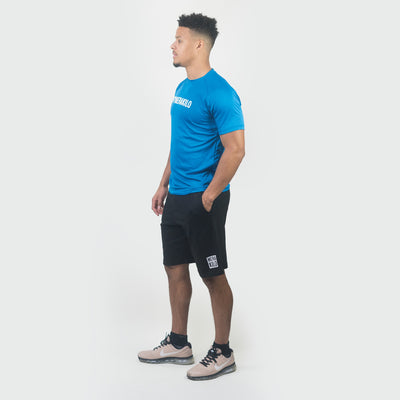 T-Shirts & Tops - Merakilo Men's Flex Tee- Blue