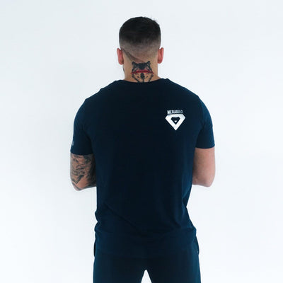 Merakilo Men's Icon T-Shirt - Navy - merakilo