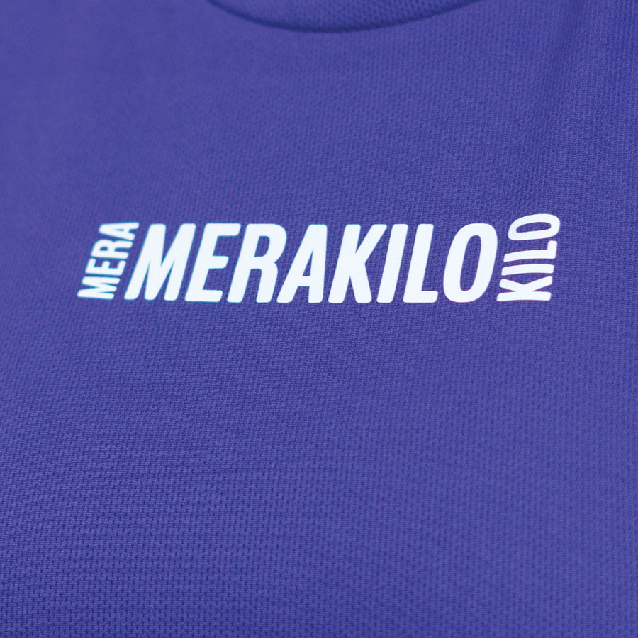 Merakilo Ladies Sweep T-Shirt - Purple - merakilo