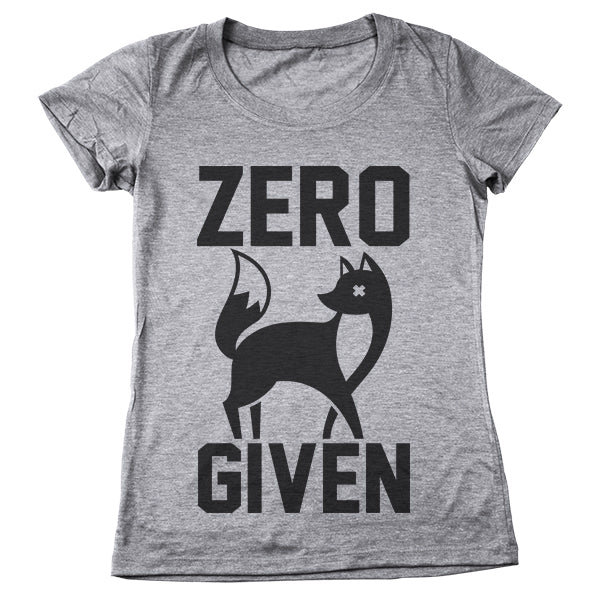 d74ab4583 Zero Fox Given Women's Relaxed Fit Tri-Blend T-Shirt – TriBlend Nation