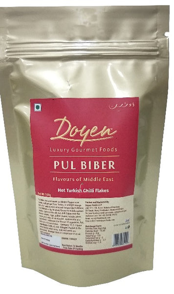 Turkish Pul Biber Chilli Flakes (100g)
