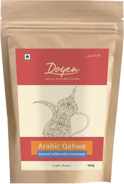 Doyen Arabic Qahwa Coffee - 100g