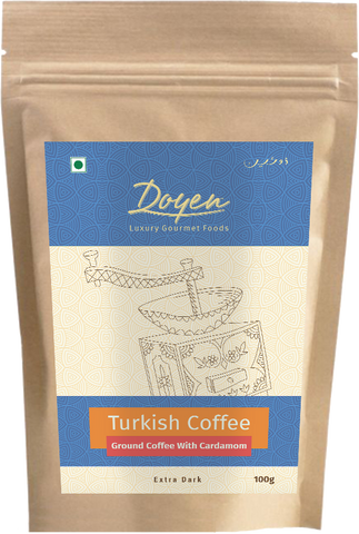 Doyen Turkish Coffee - 100g