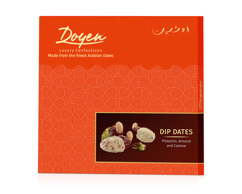 Assorted Dip Dates