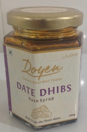 Doyen Date Dhibs - Date Syrup