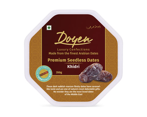 Khidri - Premium Seedless Dates