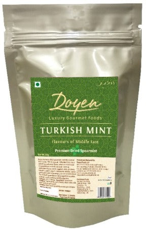 Turkish Dried Mint Leaves - Premium Dried Spearmint (50g)