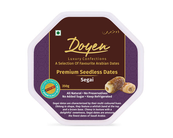 Segai - Premium Seedless Dates