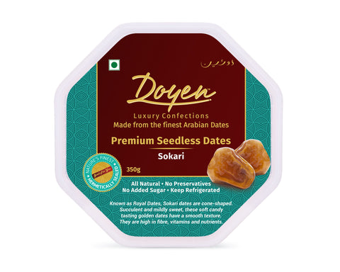 Sokari - Premium Seedless Dates