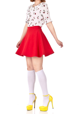 products/Basic_Solid_Stretchy_Cotton_High_Waist_line_Flared_Skater_Mini_Skirt_Red_01.jpg