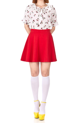 products/Basic_Solid_Stretchy_Cotton_High_Waist_line_Flared_Skater_Mini_Skirt_Red_02.jpg