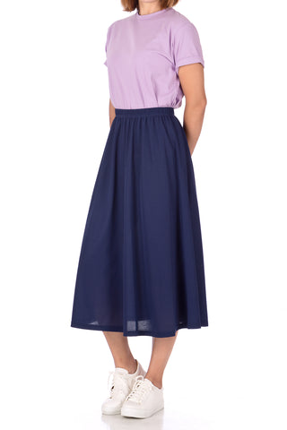 products/Brilliant_Elastic_Waist_Full_Flared_Long_Skirt_Navy_01.jpg