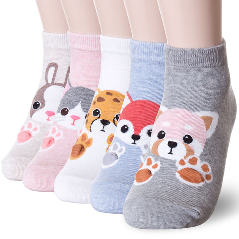 Bye Bye Animal Socks - Dani's Choice