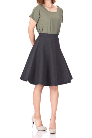 products/Comfy_and_Lovely_Cotton_Blend_Versatile_Casual_Office_High_Waist_A-line_Full_Flared_Swing_Circle_Skater_Knee_Length_Skirt_Charcoal_01.jpg