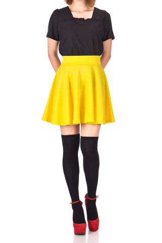 products/Fancy_Retro_High_Waist_A-line_Flowing_Full_Flared_Swing_Circle_Skater_Short_Mini_Skirt_Yellow_02.jpg