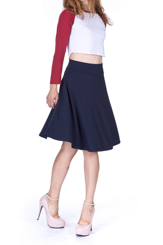 products/Impeccable_Elastic_High_Waist_A-line_Full_Flared_Swing_Skater_Knee_Length_Skirt_Navy_1.jpg