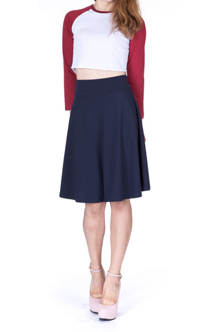 products/Impeccable_Elastic_High_Waist_A-line_Full_Flared_Swing_Skater_Knee_Length_Skirt_Navy_2.jpg
