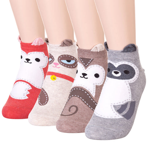 Tail Animal Socks