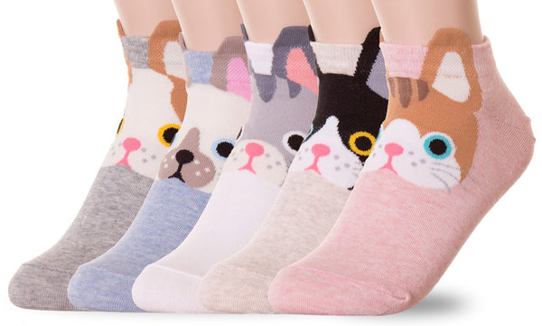Kitty Cat Socks