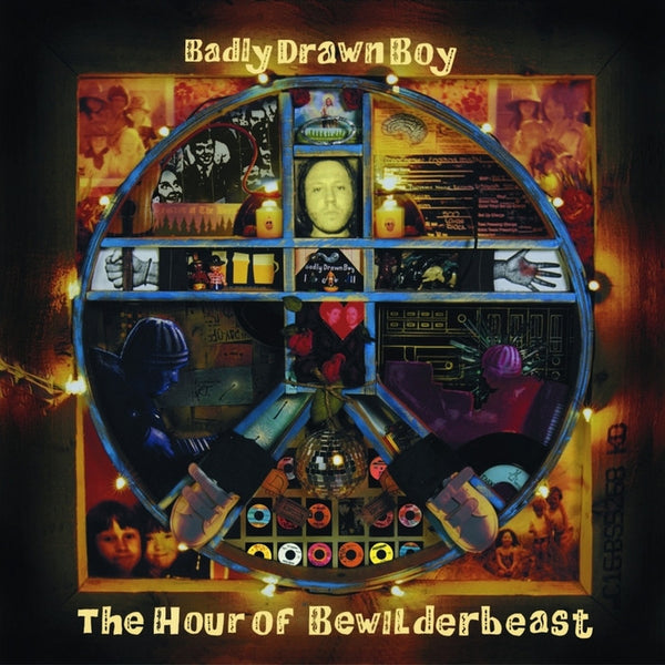 Badly Drawn Boy - The Hour of the Bewilderbeast (CD)
