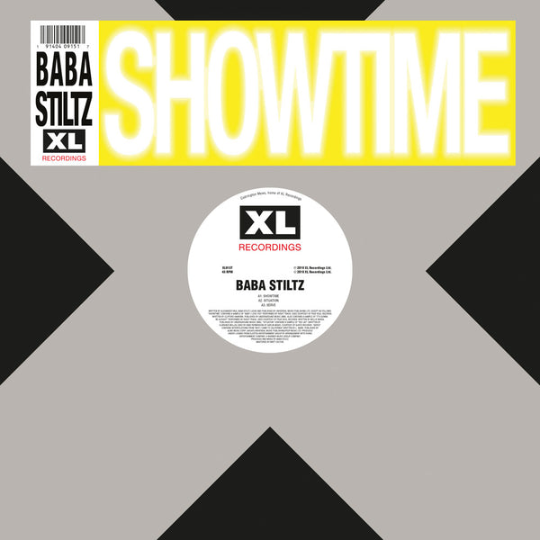 BABA STILTZ - SHOWTIME EP
