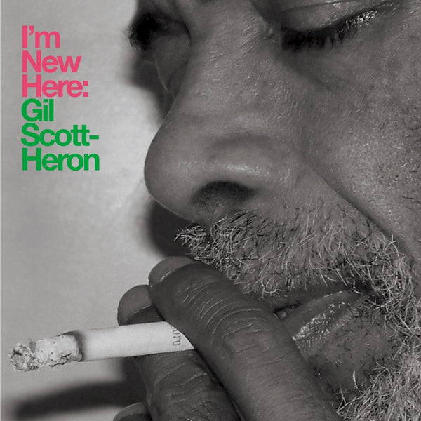 Gil Scott-Heron - I'm New Here (CD)