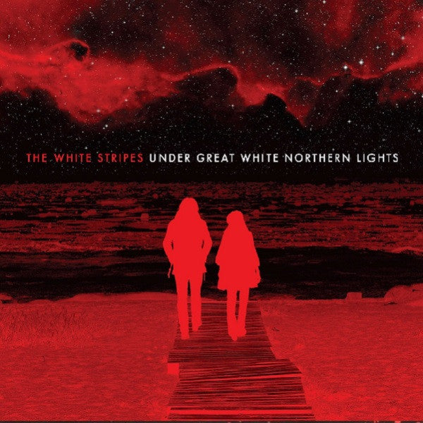 The White Stripes - Under Great White Northern Lights (LP)