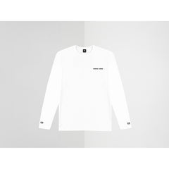 SINCE 1989 - VISION WHITE LONG SLEEVE TEE XL