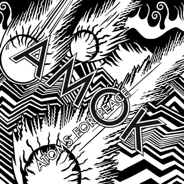 Atoms for Peace - Amok (LP Boxset)