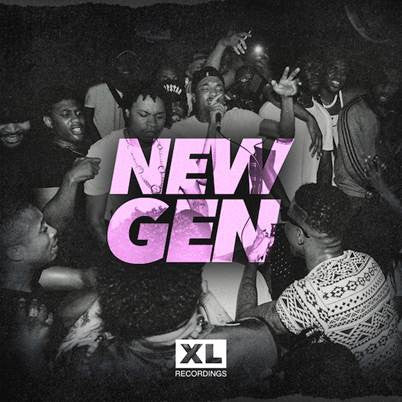 NEW GEN - NEW GEN CD