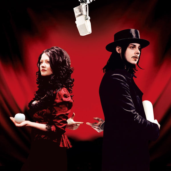 The White Stripes - Get Behind Me Satan (CD)