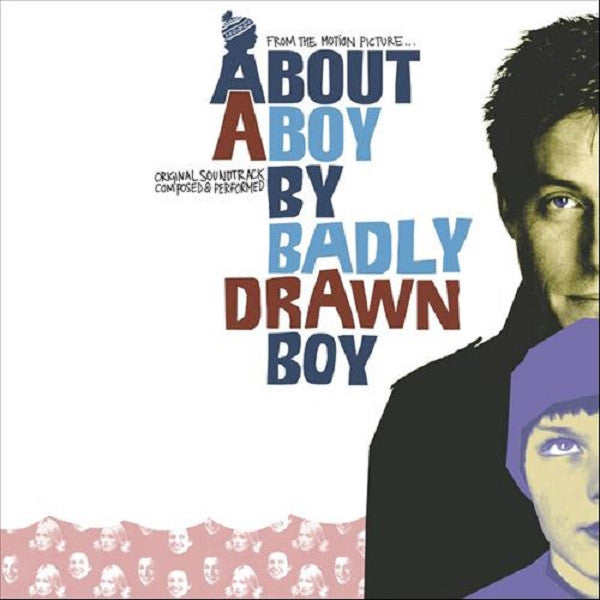 Badly Drawn Boy - About A Boy (LP)