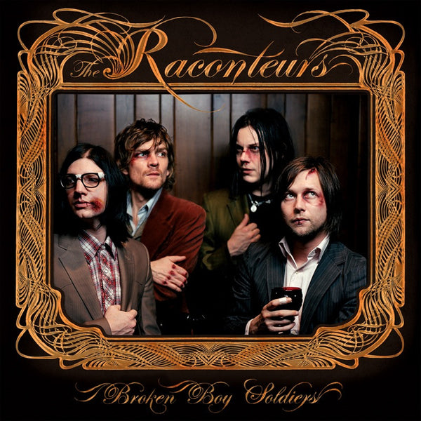 The Raconteurs - Broken Boy Soldiers (CD)