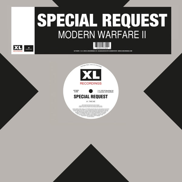 Special Request - Modern Warfare EP 2