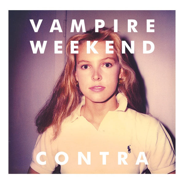 Vampire Weekend - Contra (CD)