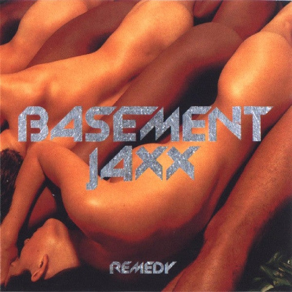 Basement Jaxx - Remedy (CD)