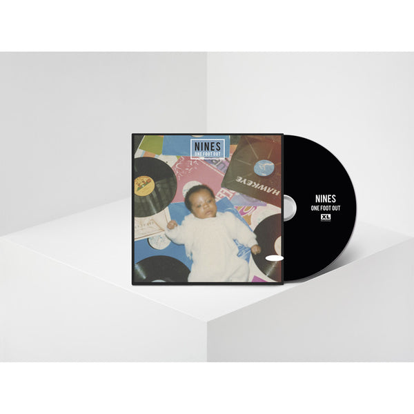 NINES - ONE FOOT OUT CD