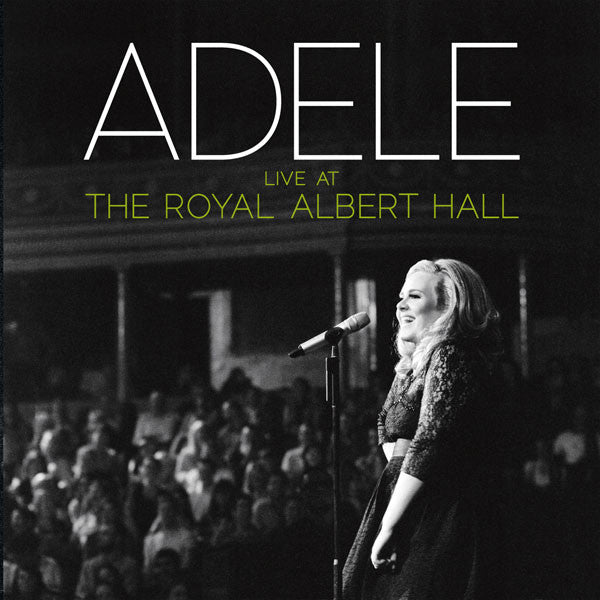Adele - Live at the Royal Albert Hall (BLU-RAY)