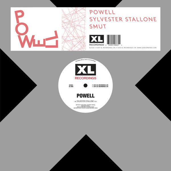 Powell - Sylvester Stallone / Smut (12'')