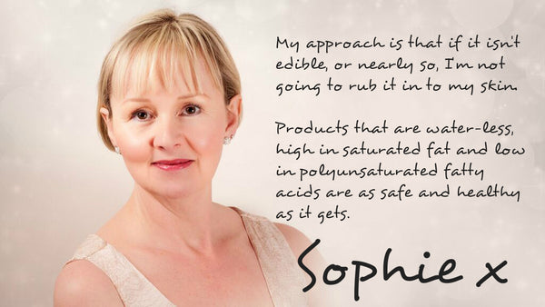 Sophie - founder of Absolutely Pure