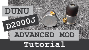 DUNU MMCX advanced mod is up!